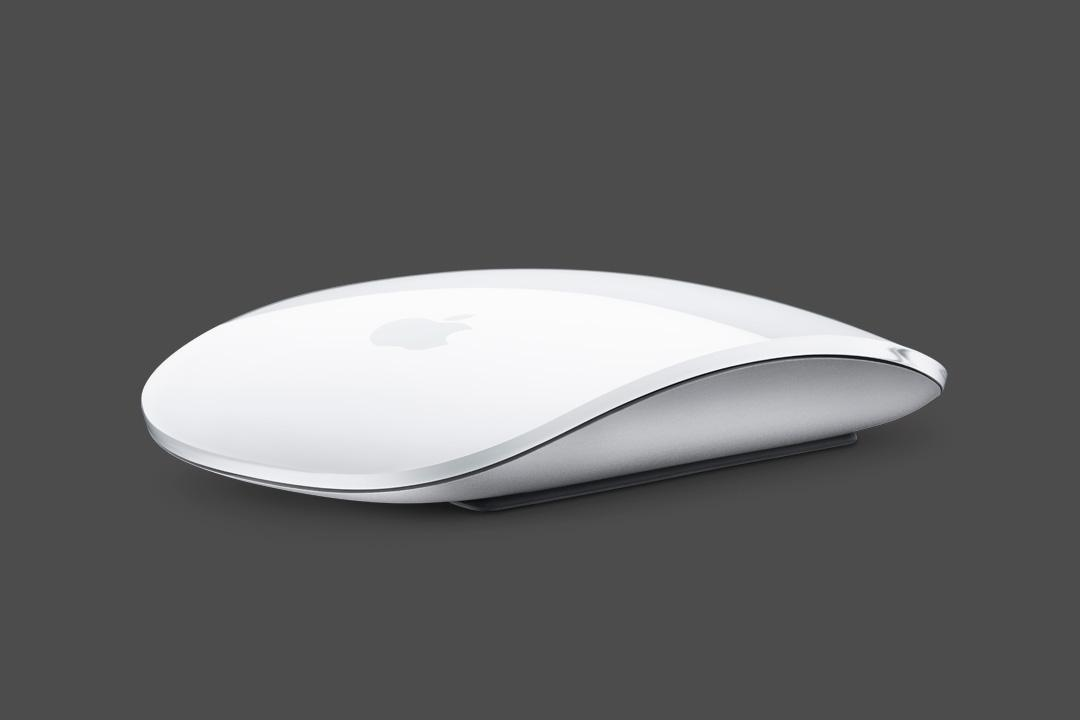 former apple engineer buttonless apple mouse was an accident digital trends. Black Bedroom Furniture Sets. Home Design Ideas