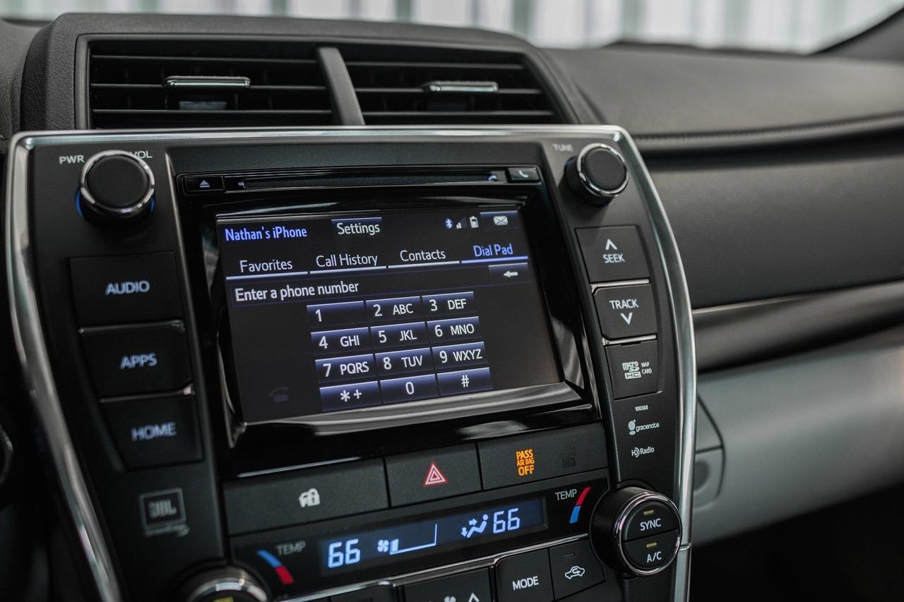 Toyota Studies Ford Smartdevicelink Tech