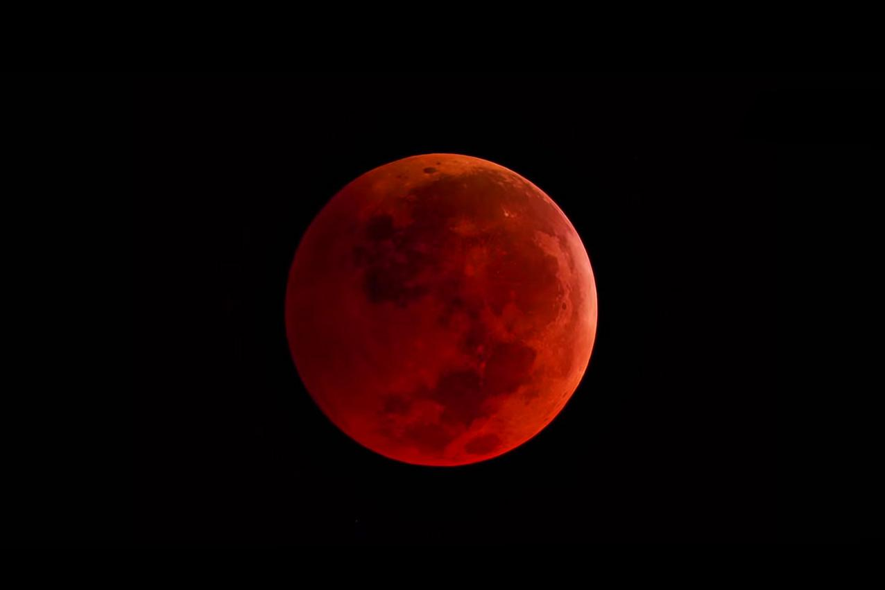 april 15 2017 blood moon nasa - photo #40