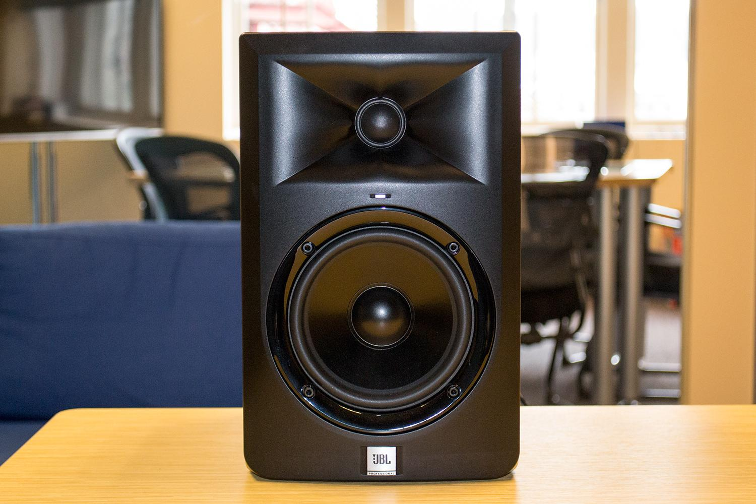 Jbl S New Lsr305 Reference Monitors Pull Off A Really