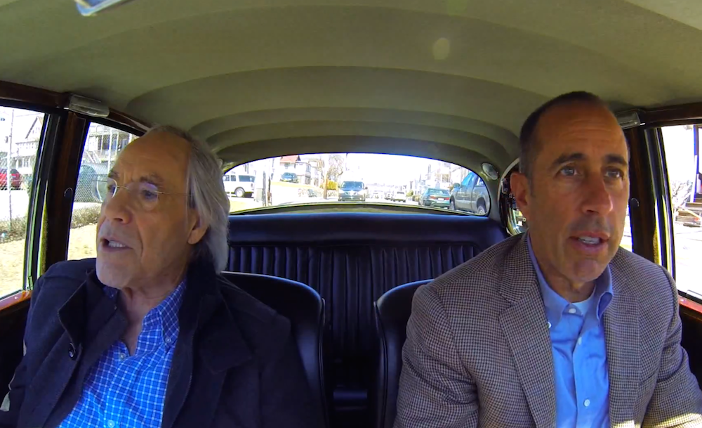 comedians in cars getting coffee returns june 19th for 4th season digital trends. Black Bedroom Furniture Sets. Home Design Ideas