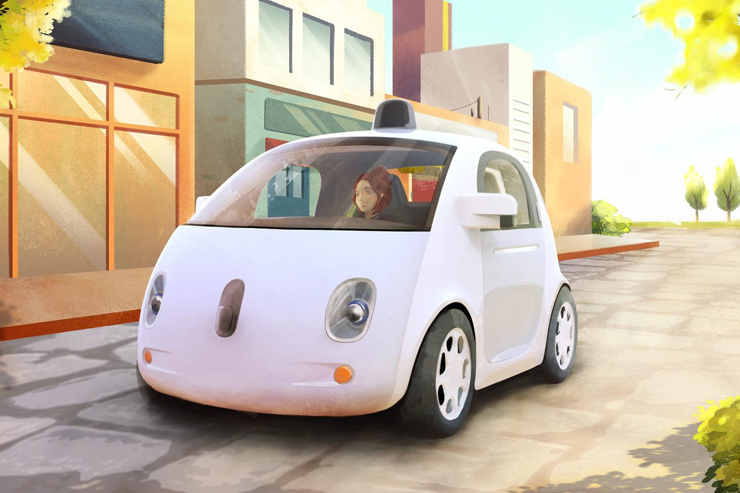 My Ford Benefits >> Will Google's driverless cars ruin driving or liberate us ...