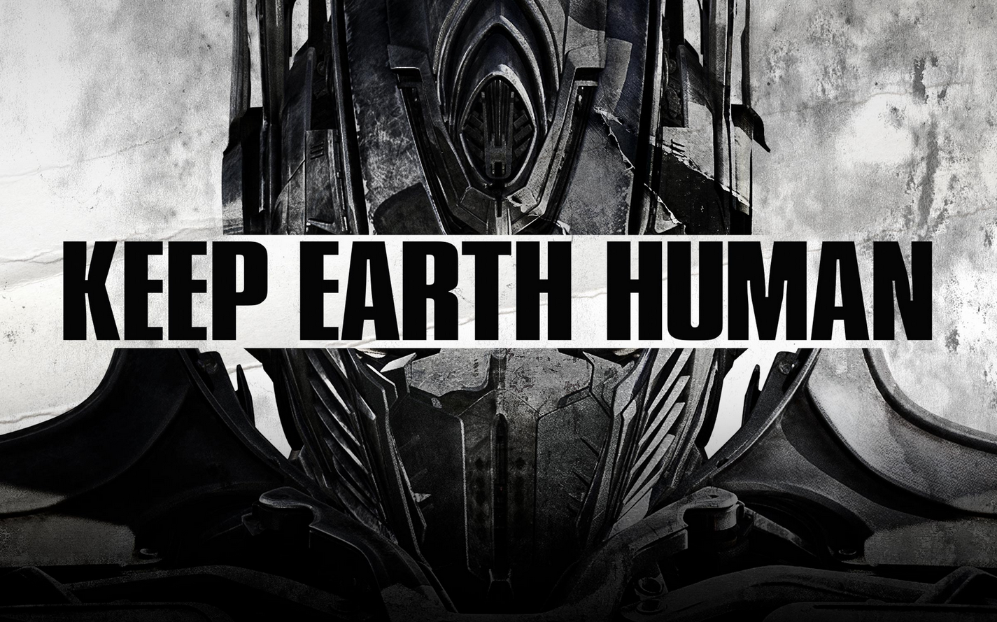 Transformers Age Of Extinction Wants You To Keep Earth