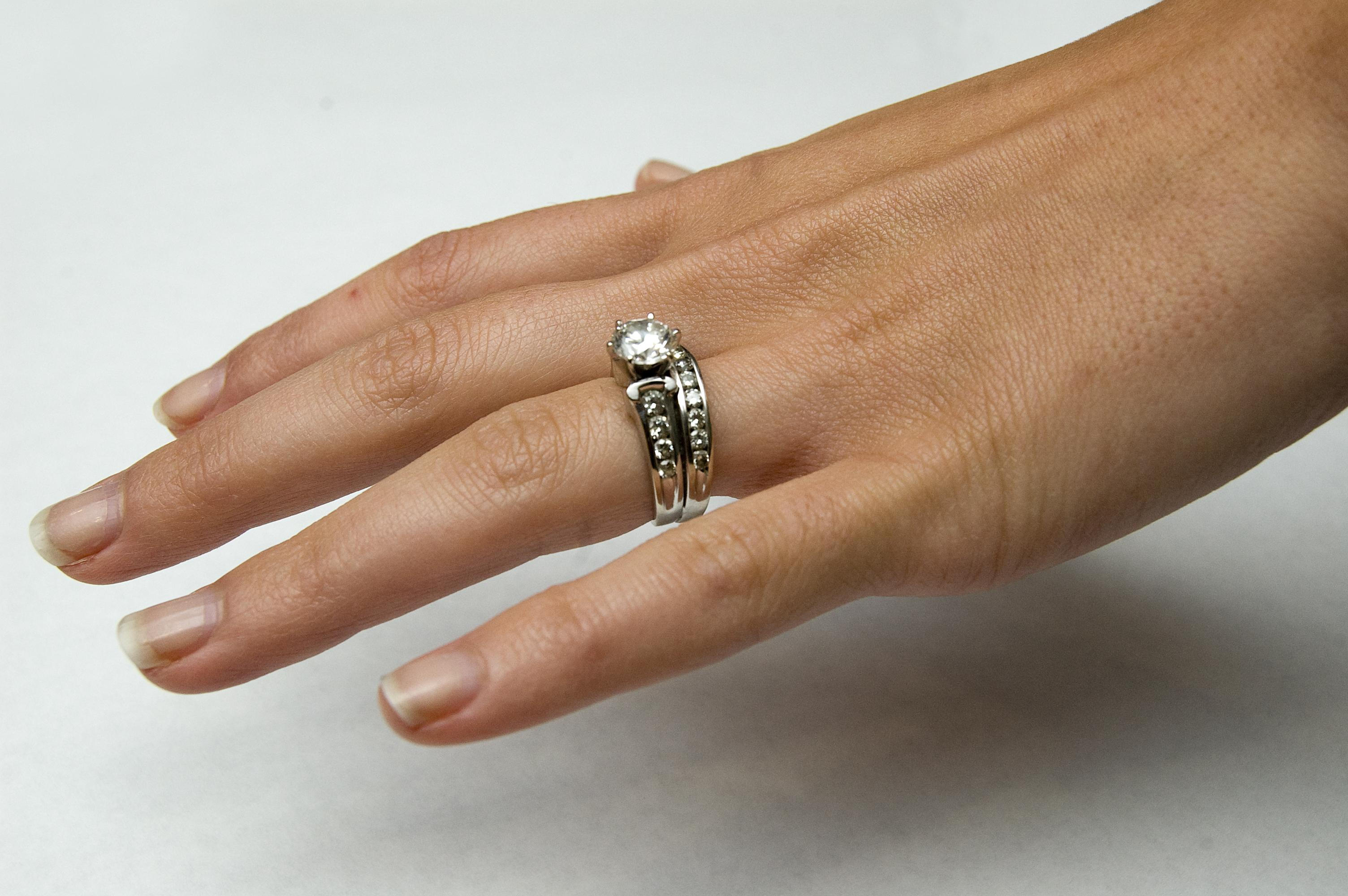 Wedding Rings On Which Hand O