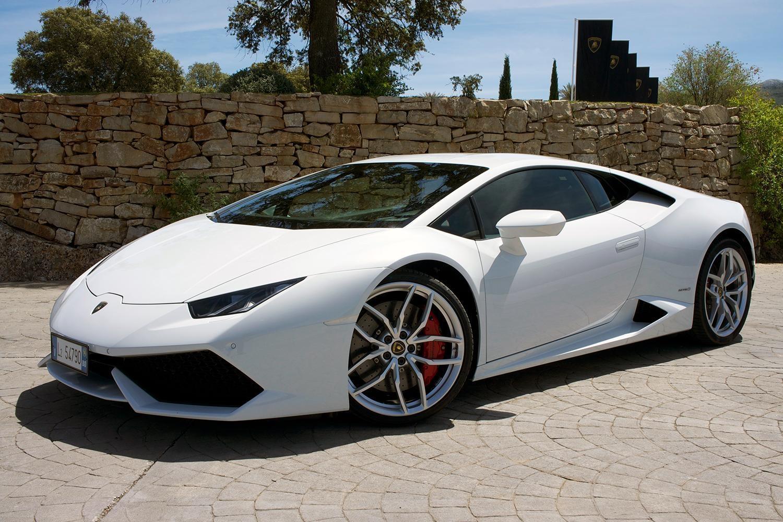 Lamborghini Huracán LP610-4 Super Trofeo