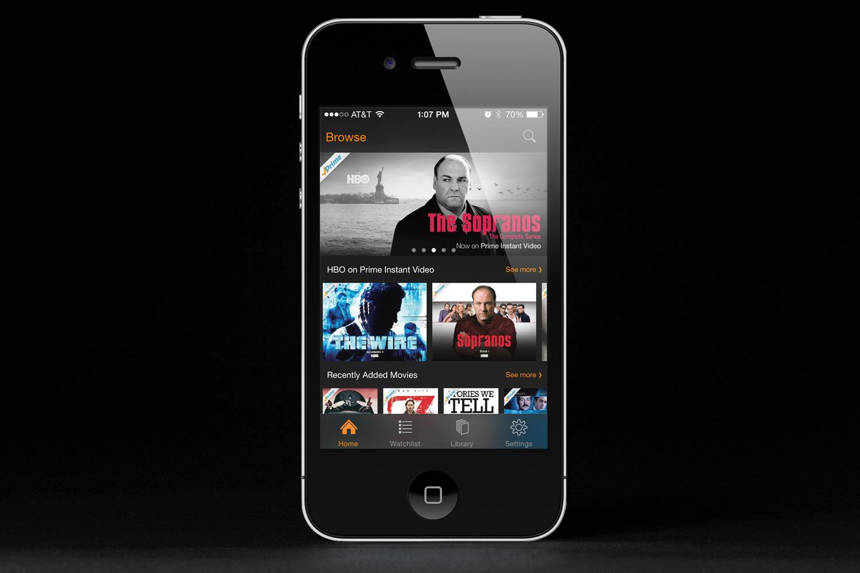Amazon Video Iphone
