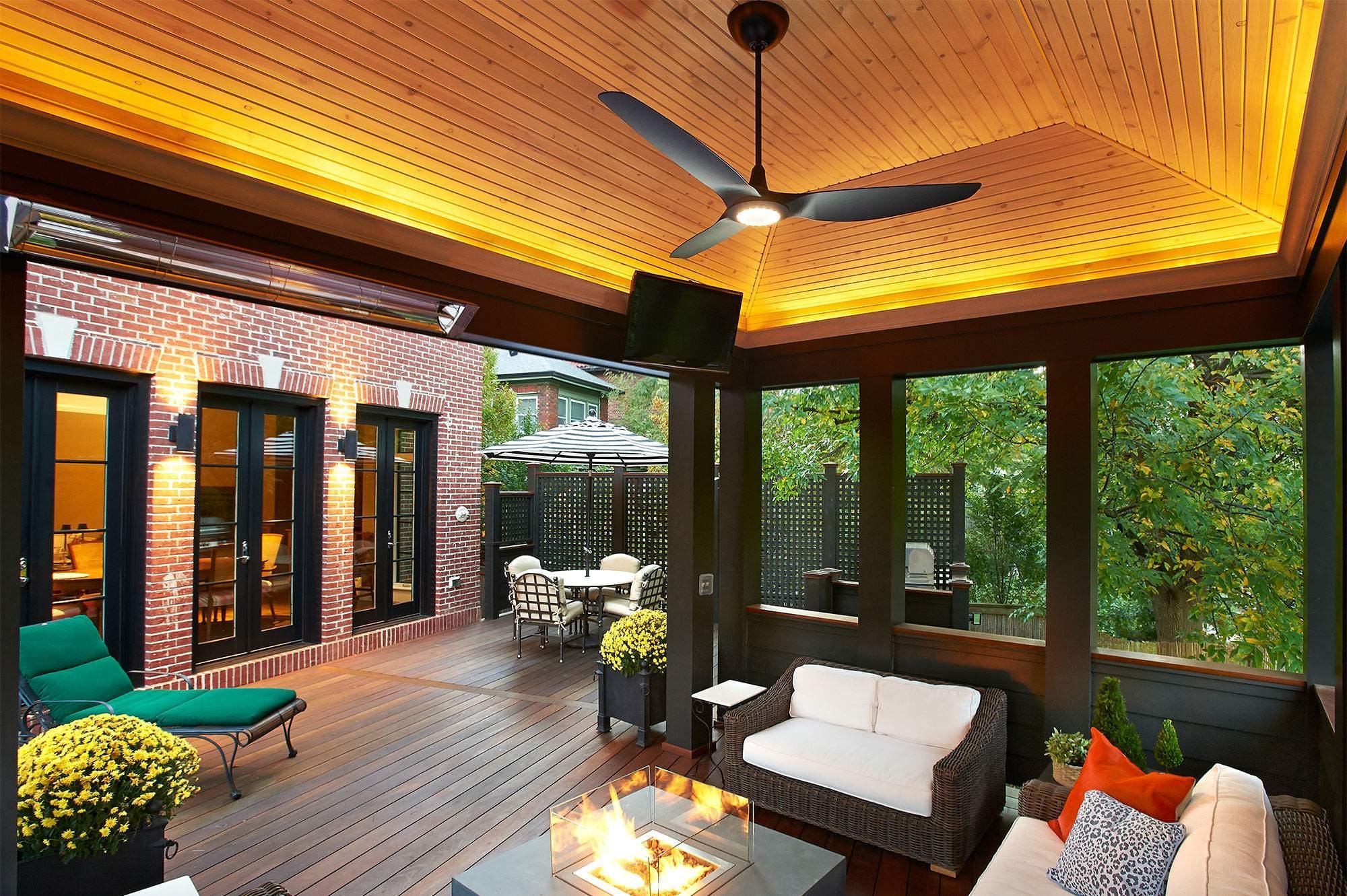 big ass fans debuts world 39 s first intelligent ceiling fan. Black Bedroom Furniture Sets. Home Design Ideas