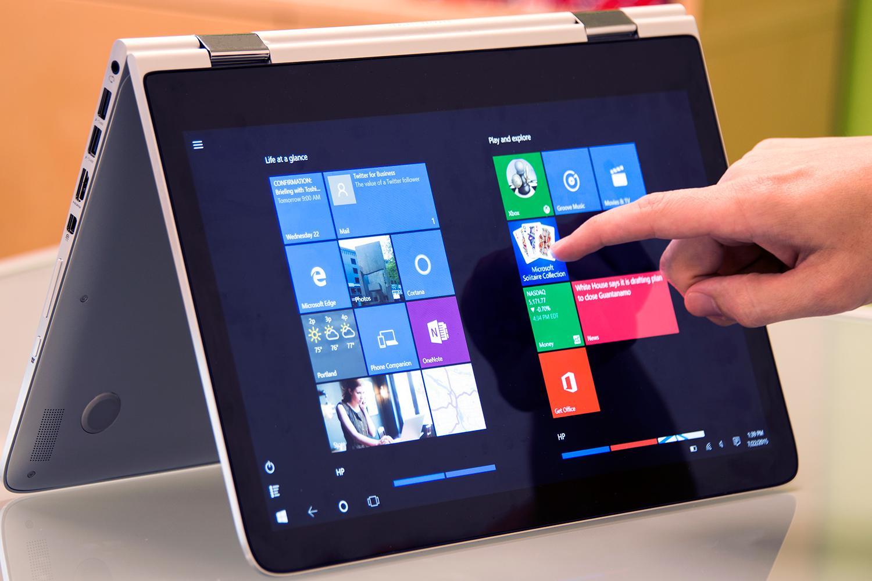 Riesen tablet windows