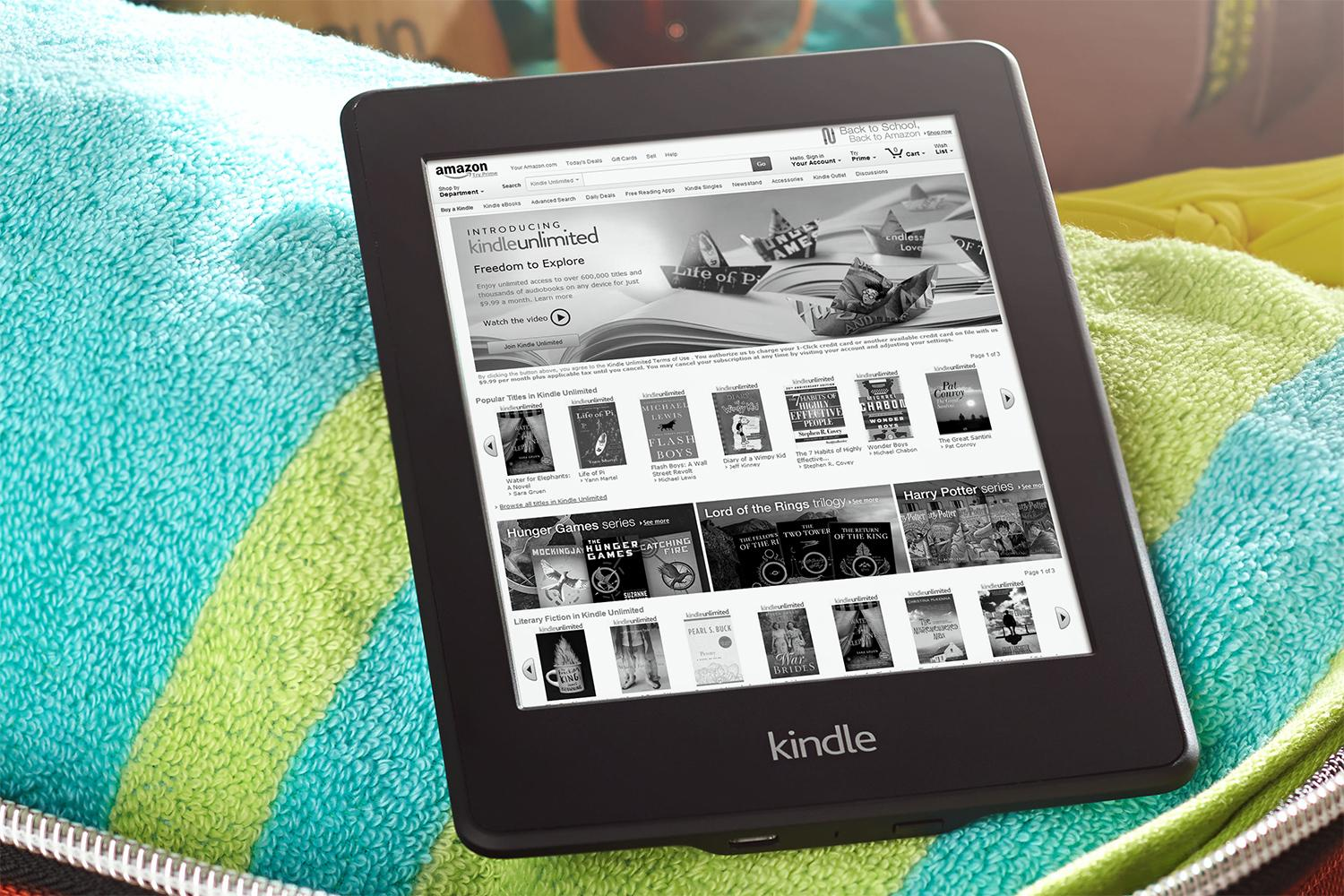 New iOS Kindle app opens up buffet of Kindle Unlimited books - photo#45