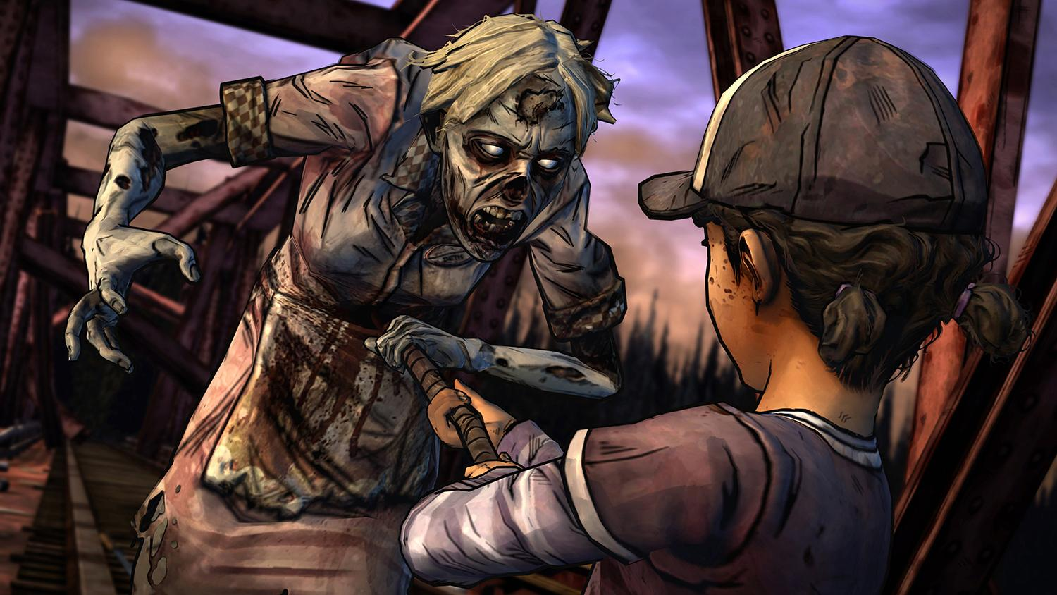 The Walking Dead Season 2 comes to PS4 and Xbox One on October 21