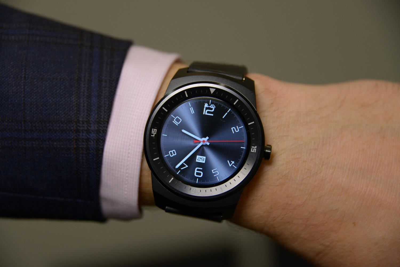 LG G Watch R 2 4G