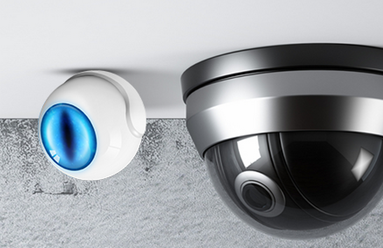 Keep An Eye On Your Home Literally With This Creepy New