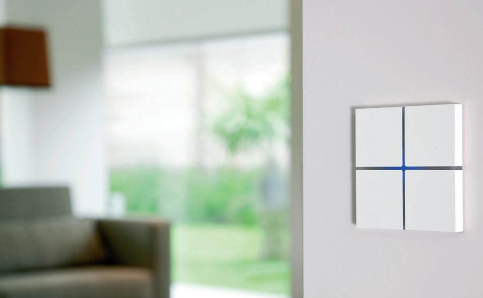 Sentido A Smarter Light Switch For A Smarter Home