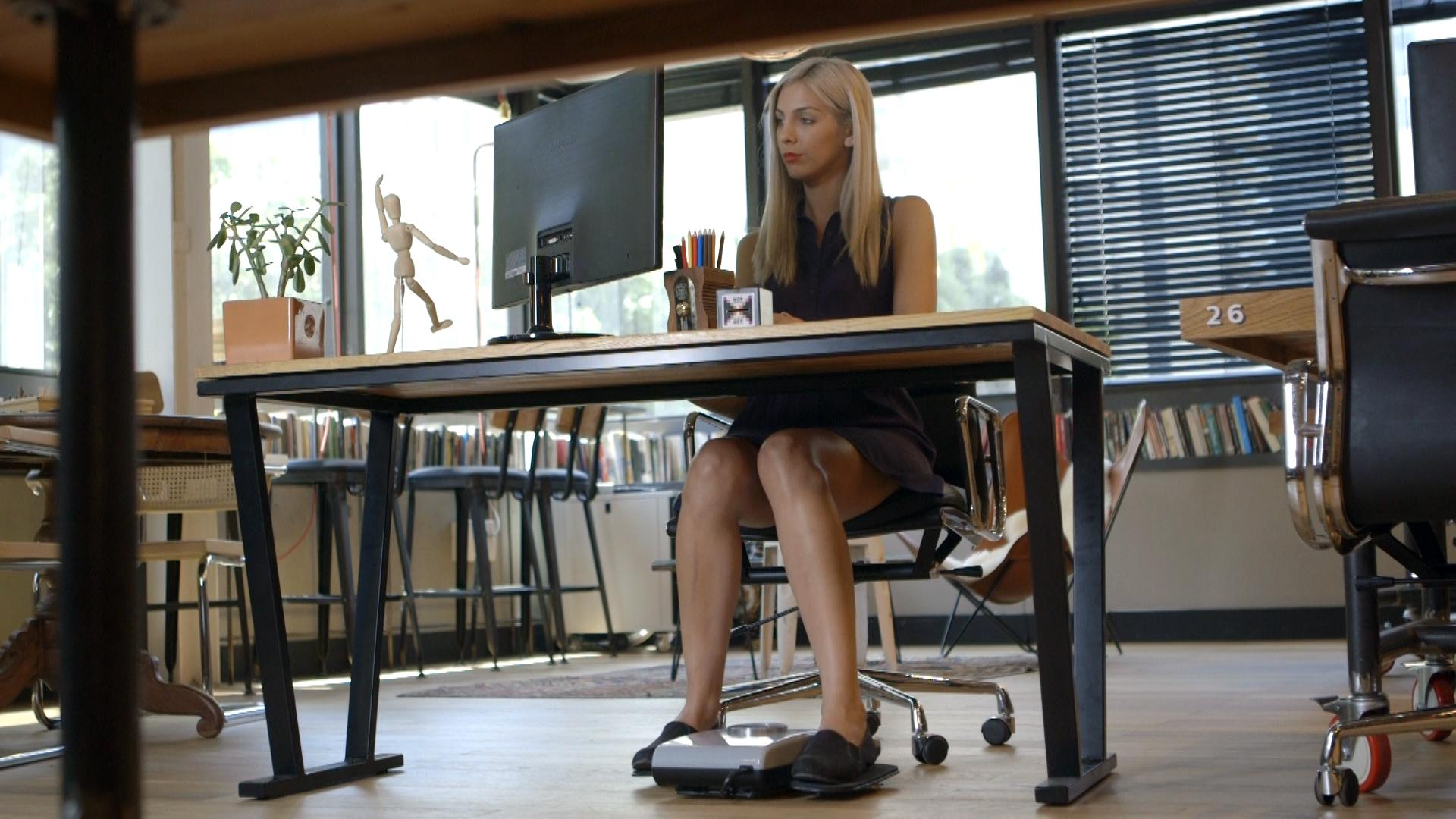 Work Out In Your Workspace With The Glyder Digital Trends