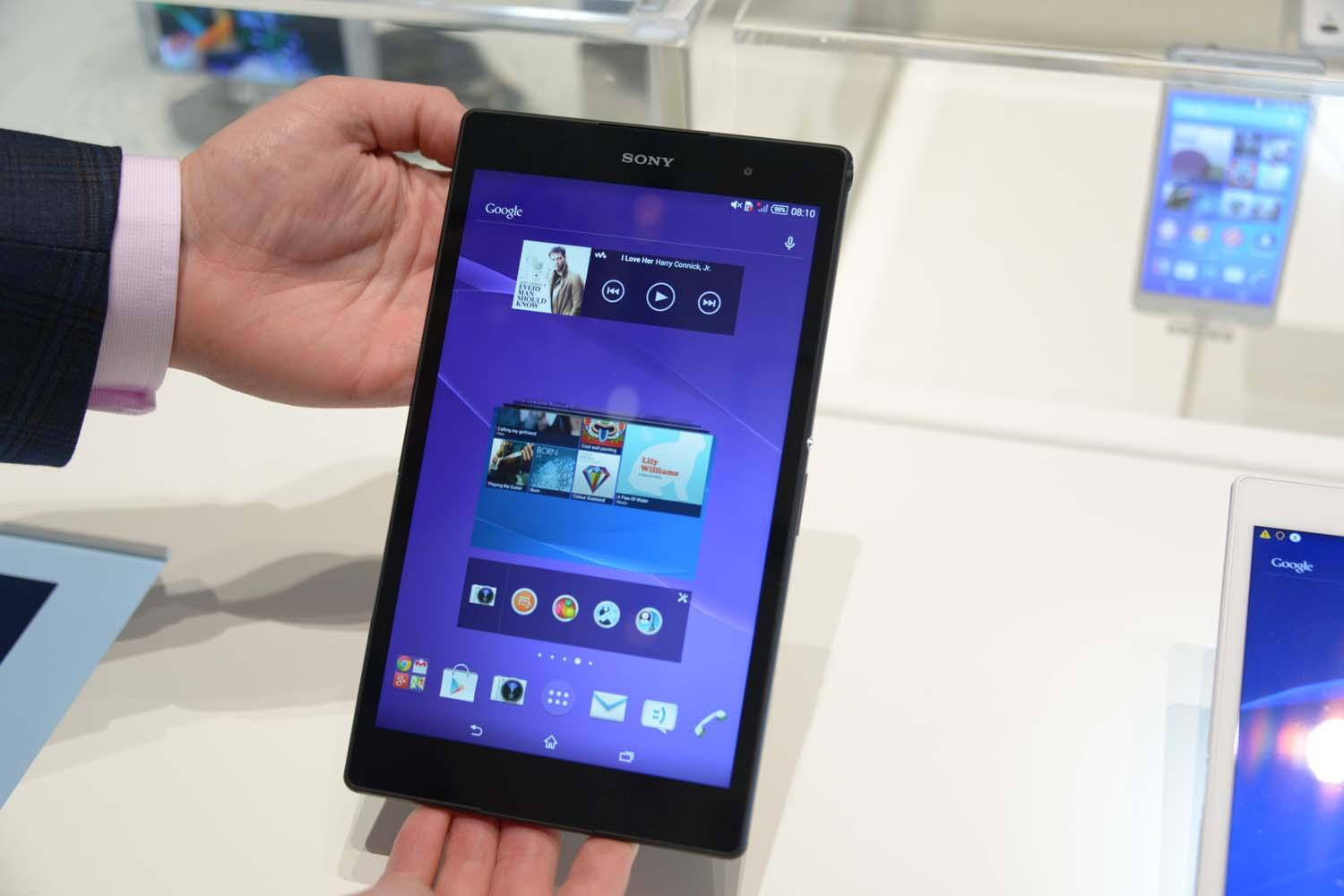 Sony Xperia Z4 Tablet Ultra, First Future Professional Sony Tablet Details Leaked