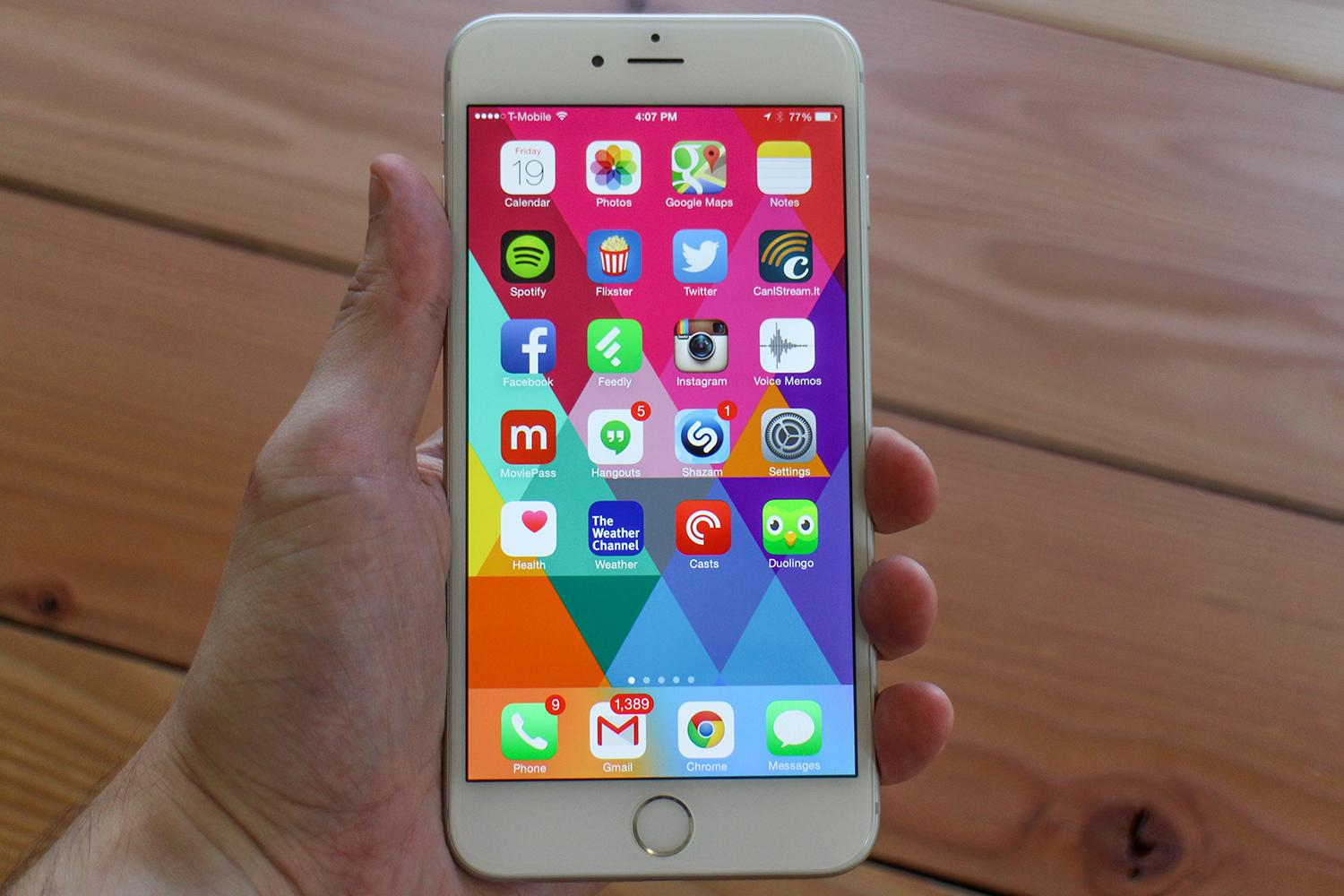 6 Plus On Iphone Stays Apple Screen: How To Switch From Android To IPhone