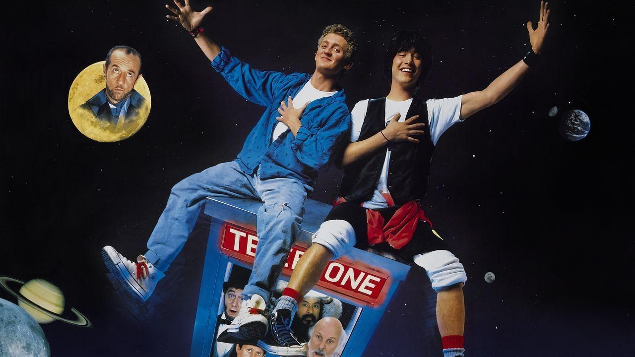 Alex Winter Says Bill & Ted Sequel's Script Is Finished