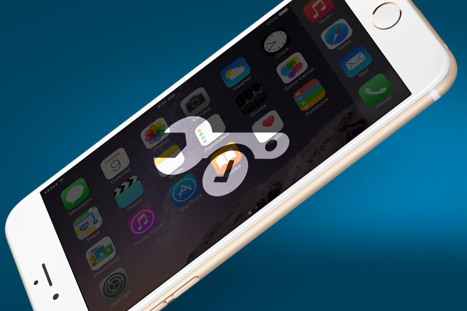 Ad02 Wallpaper Apple Ios8 Iphone6 Plus: IOS 8: 35 Problems And Bugs And How To Fix Them