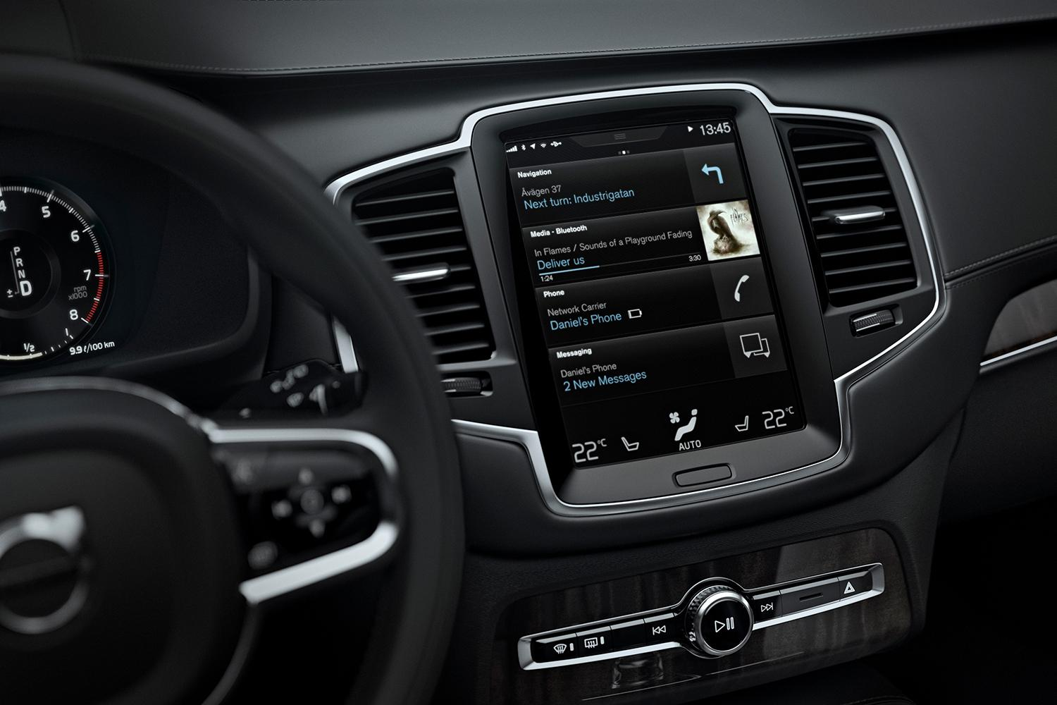 road rave why touchscreens are killing command wheels digital trends. Black Bedroom Furniture Sets. Home Design Ideas