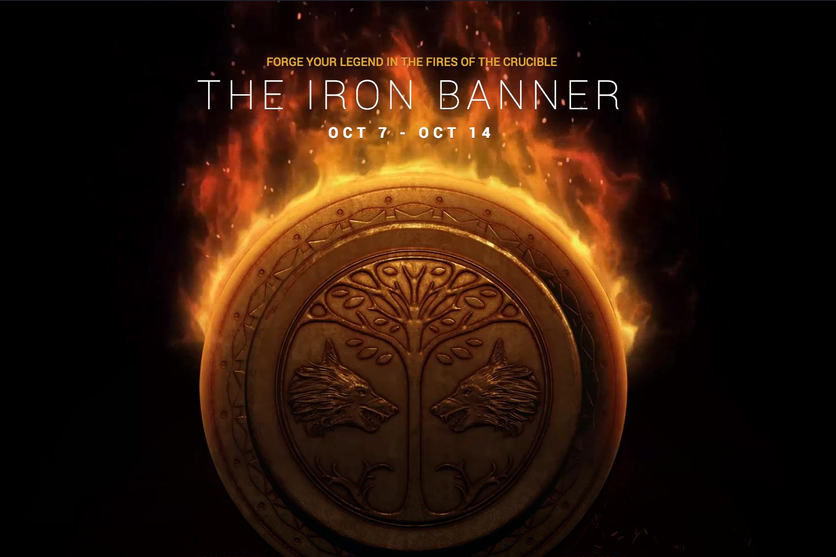 Destiny S Iron Banner Kicks Off For High Level Multiplayer