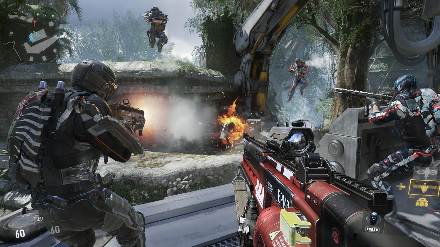 Fresh but familiar Advanced Warfare is the best Call of Duty game in years