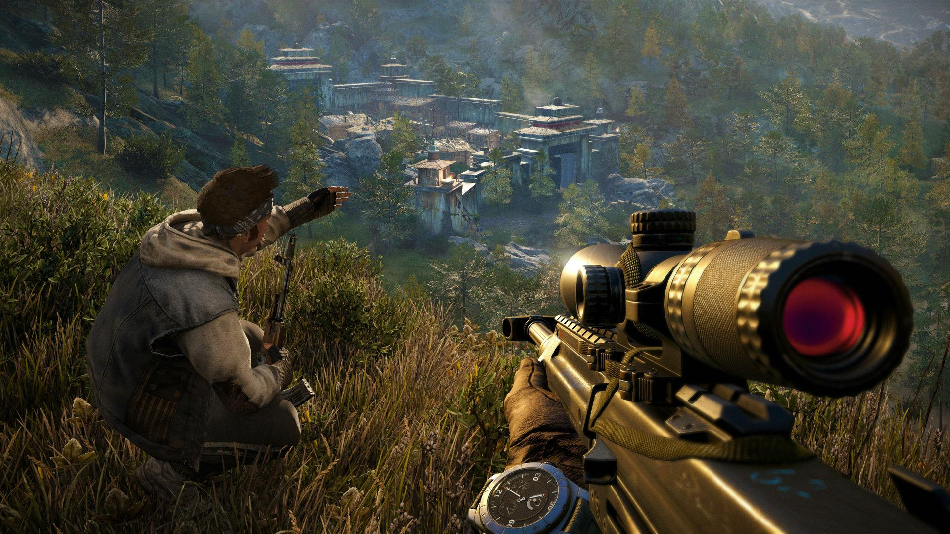 Far Cry 4 | Getting Started Guide | Digital Trends