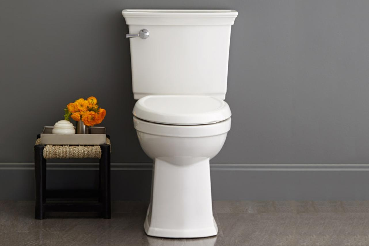 Optum VorMax Toilet has a Powerful Flush to Clean Your ...