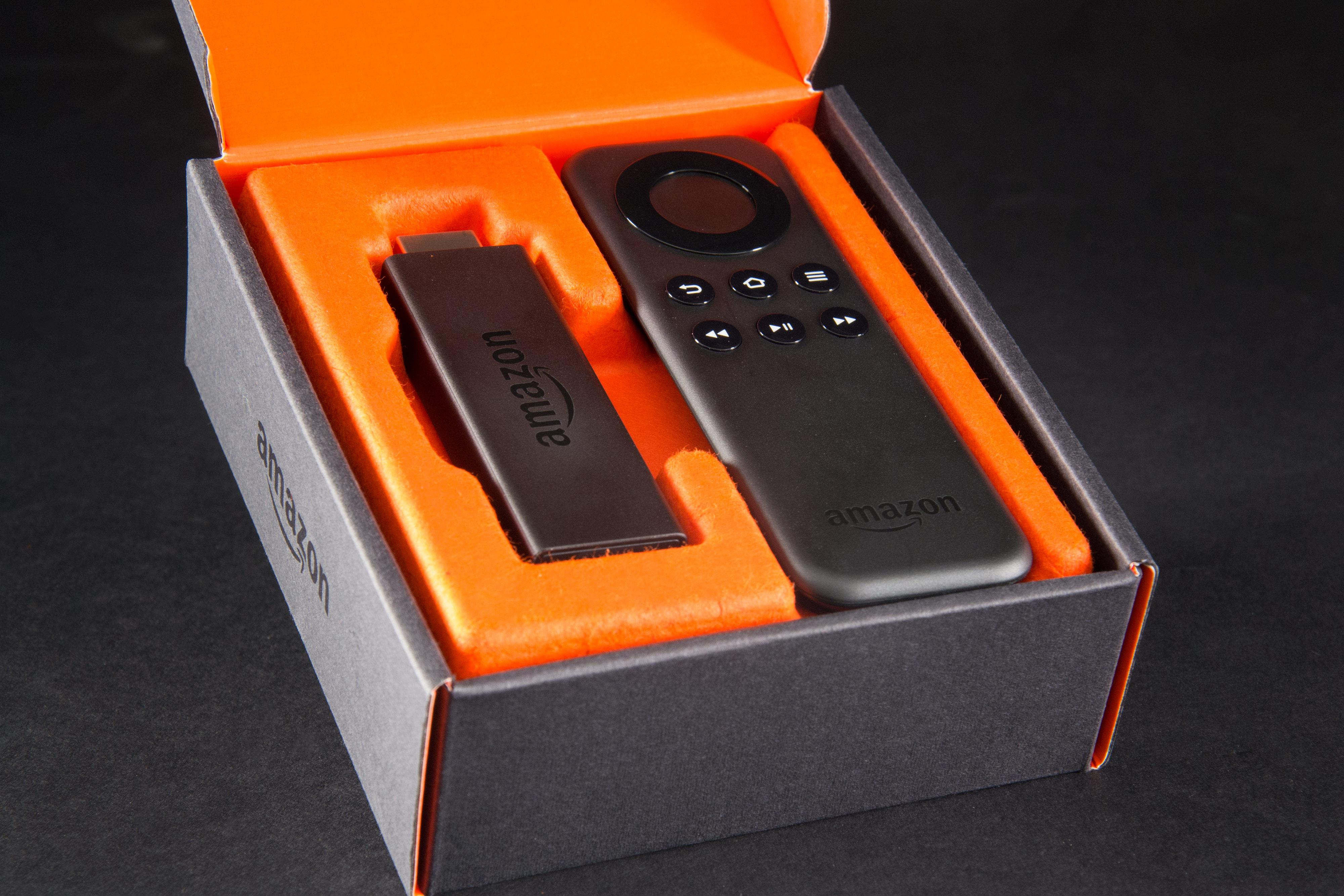 amazon fire tv stick review digital trends. Black Bedroom Furniture Sets. Home Design Ideas