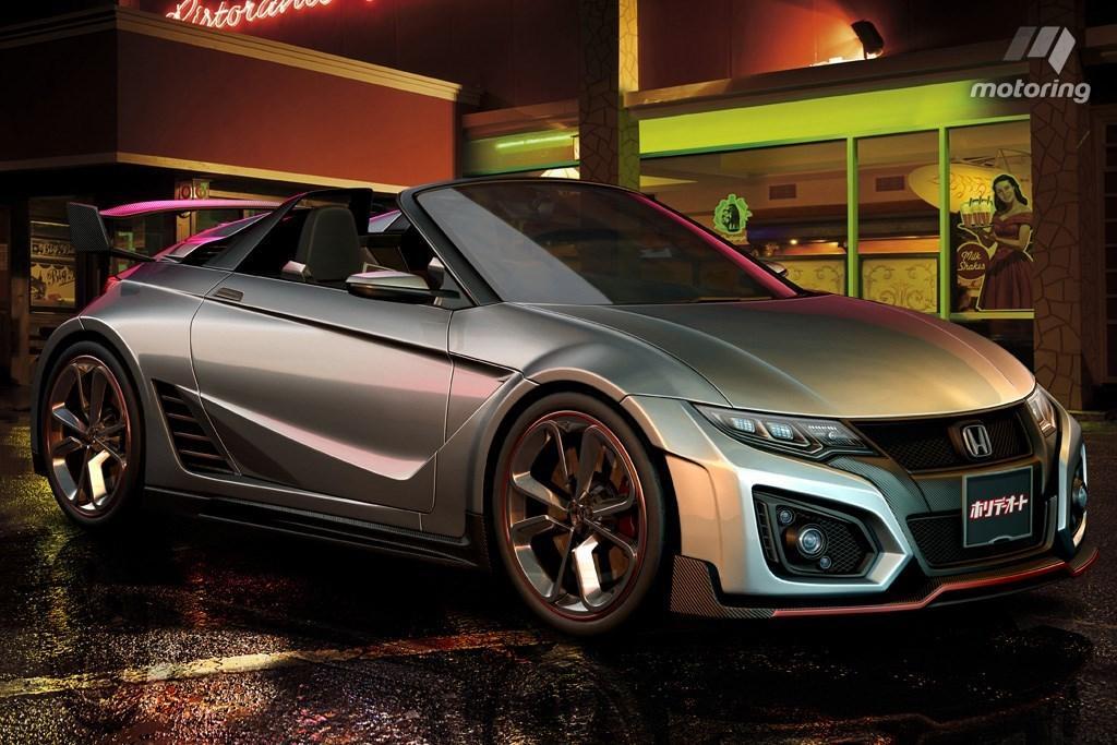 Can Am Roadster >> Honda S660 and S1000 rumors | Digital Trends