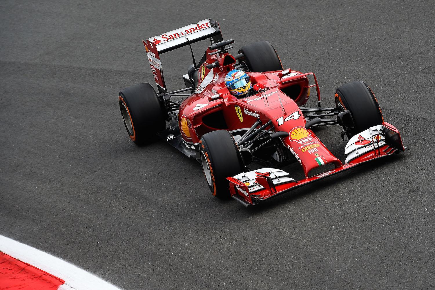 Formula Cars: Formula 1 Might See A Return To 1,000 Hp Engines In 2017