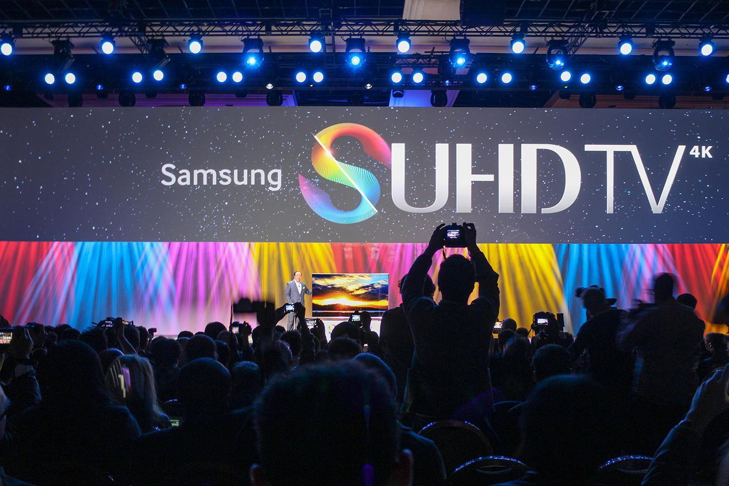 Samsung's SUHD explained: What it is and why it's better ...  Samsung's S...