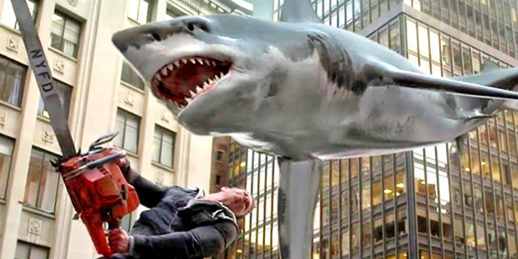 Sharknado 3 to be set in Washington, D.C. | Digital Trends