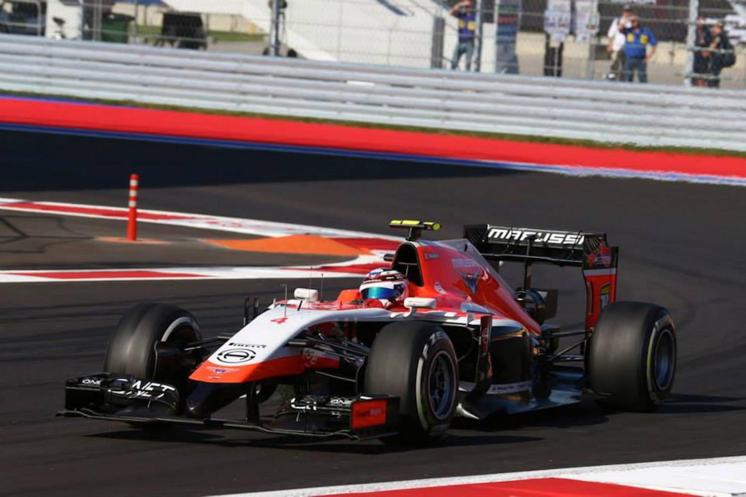 Marrusia F1 team 'making huge strides' to be ready for the ...