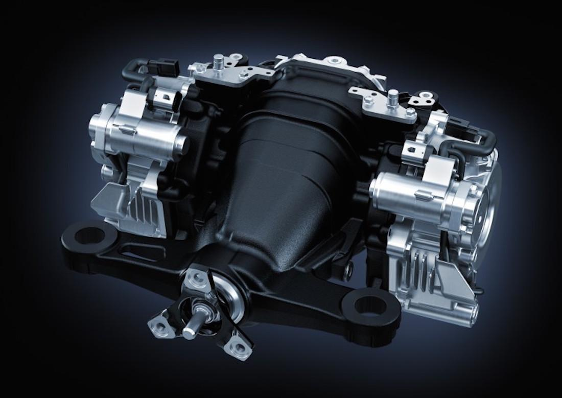 the torque vectoring differential on the lexus rc f explained. Black Bedroom Furniture Sets. Home Design Ideas