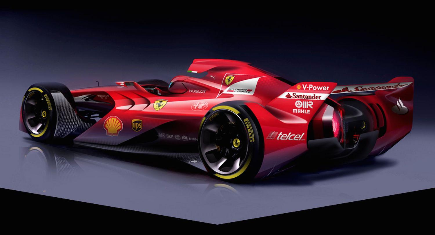 ferrari asks what the future of formula 1 could be with this