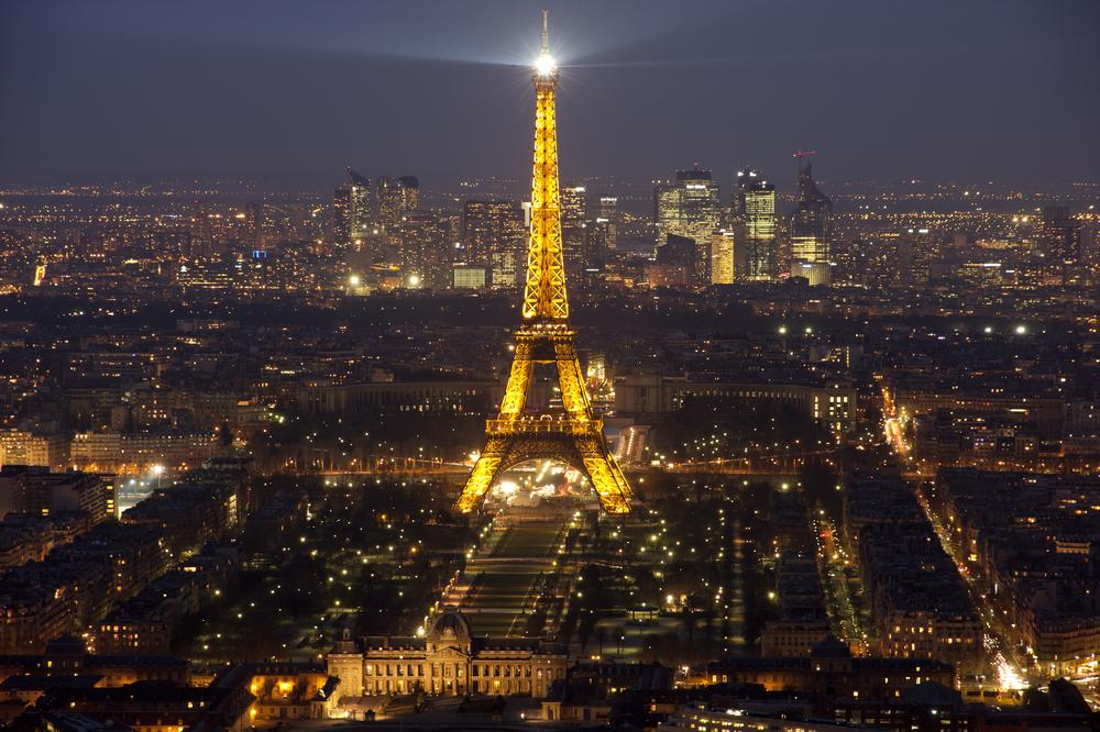 Mystery Drones Continue To Fly Over Paris Landmarks