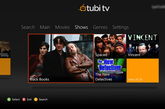 paramount pictures licenses 50 more movies to free vod service tubi tv. Black Bedroom Furniture Sets. Home Design Ideas