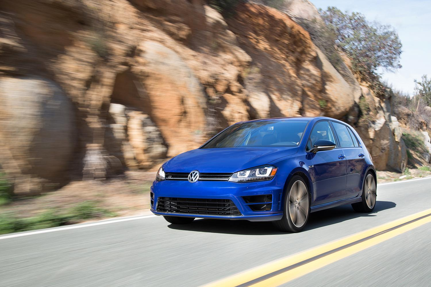 My Ford Benefits >> 2015 Volkswagen Golf R 4Motion All-Wheel Drive System fights physics, creating a middle-class ...