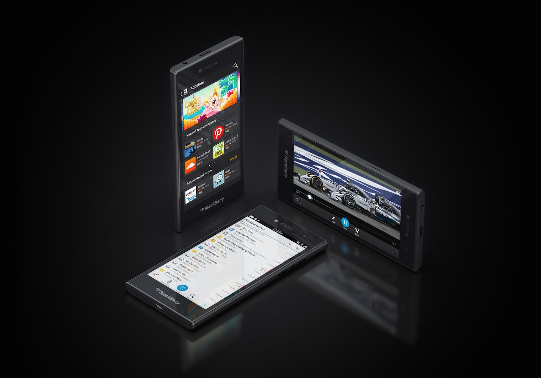 blackberry blackberry leap