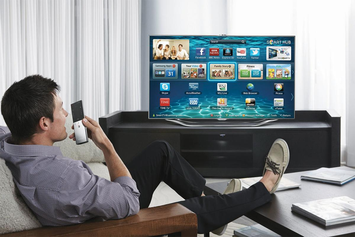 Watching tv makes you smart