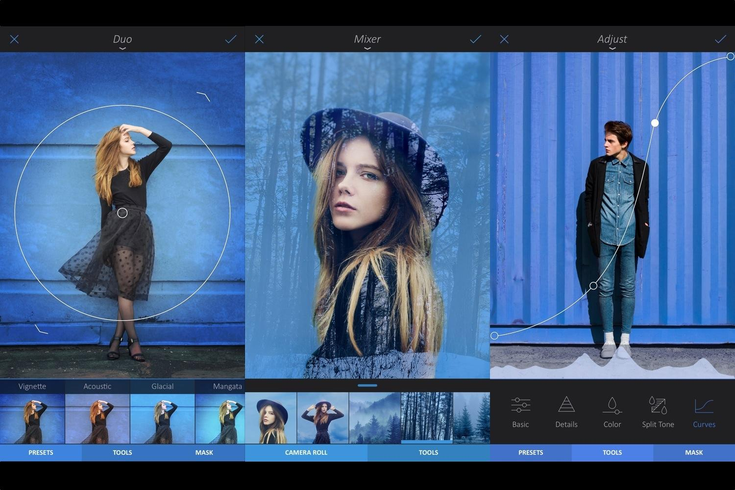 light photo editor enlight photo editing app adds support new heal 874