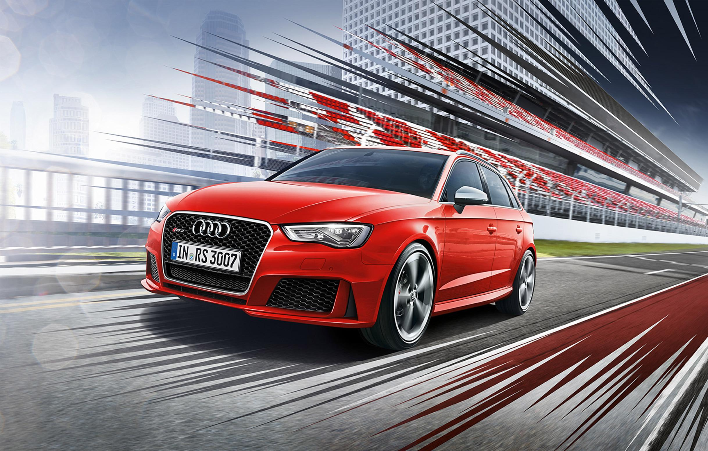 Great News Audi Fans The Rs 3 Sedan And Q8 Suv Are