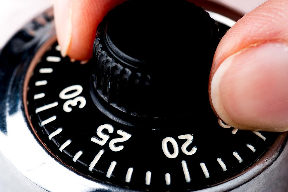 Crack Any Master Combination Lock In 8 Tries Or Less With