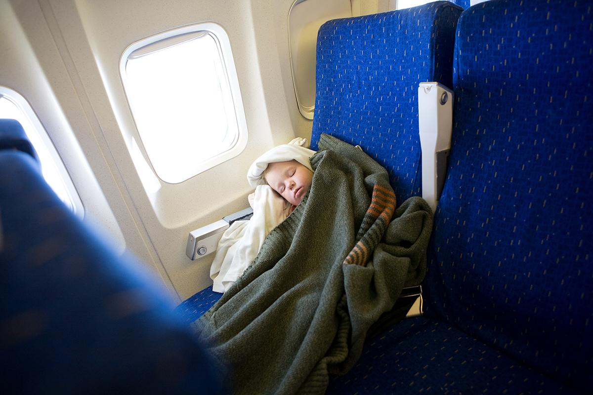 Boeing Patent Promises A Comfortable Sleep At 30 000 Feet