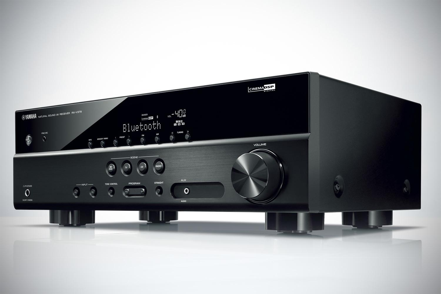 System 1 Phono preamp is in the receiver