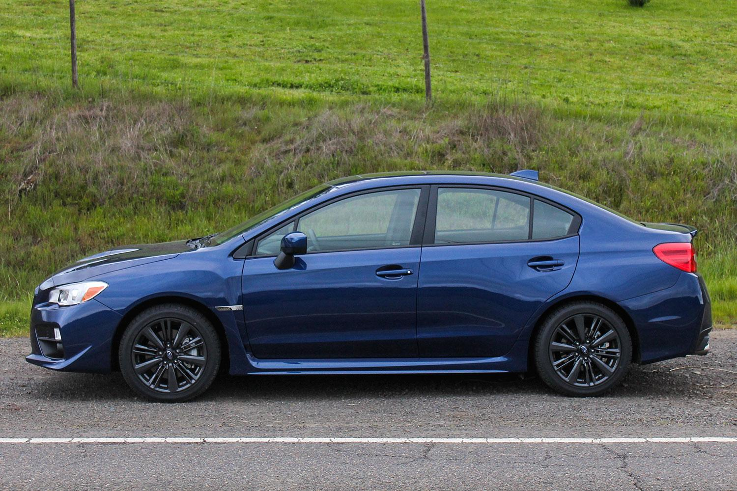 2015 Subaru WRX Review | Digital Trends