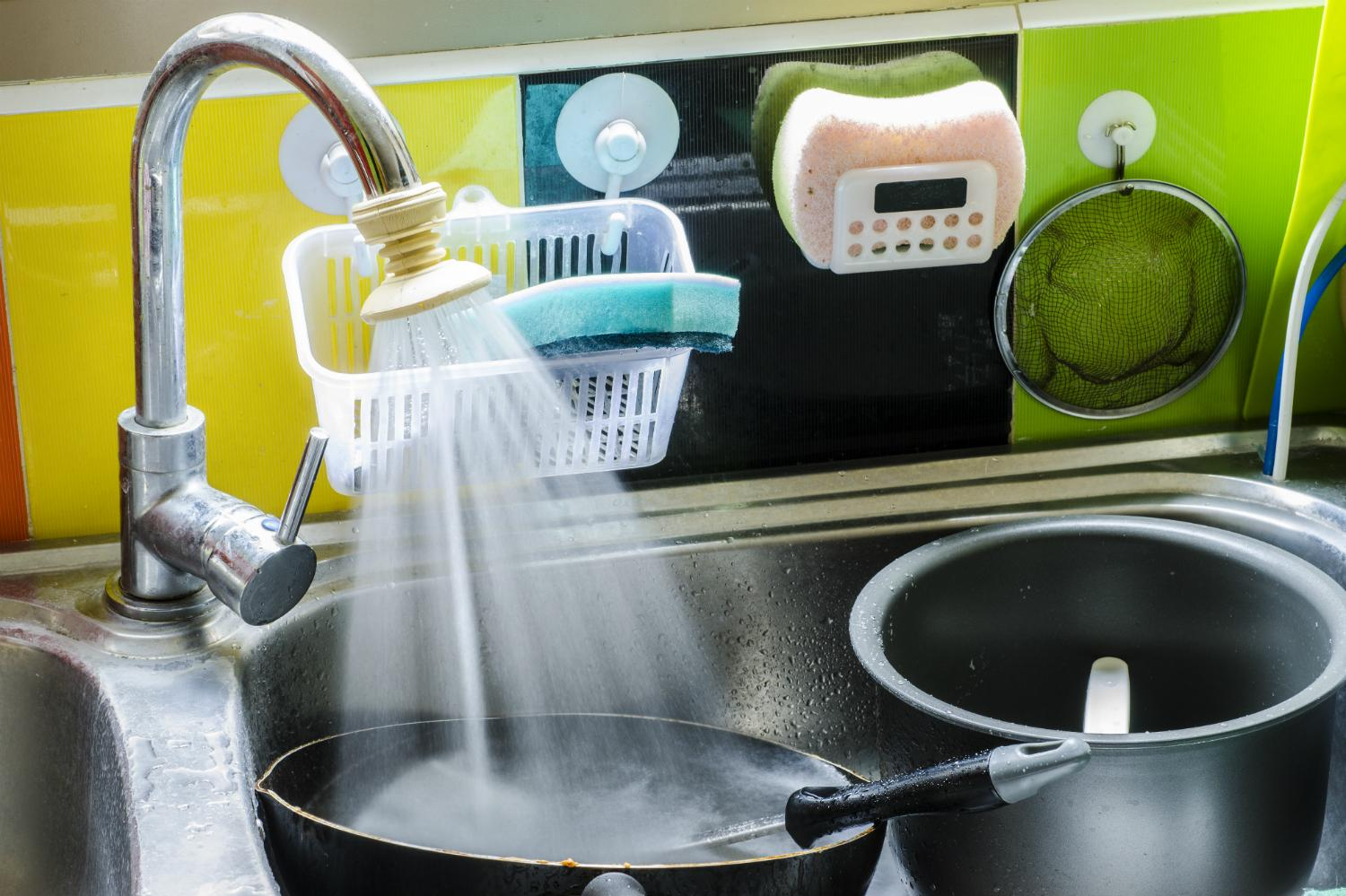 washing dishes in bathroom sink why you should be using your dishwasher 24563