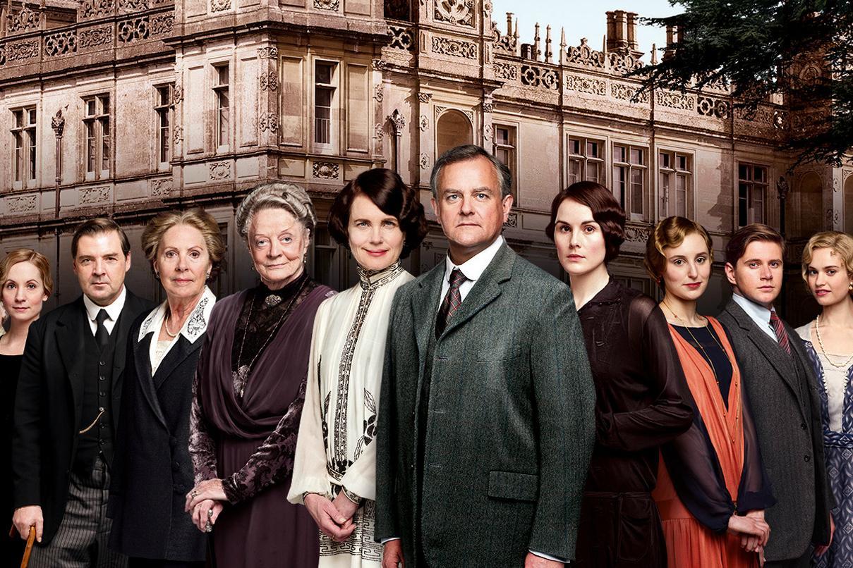 Downton Abbey Amazon Prime