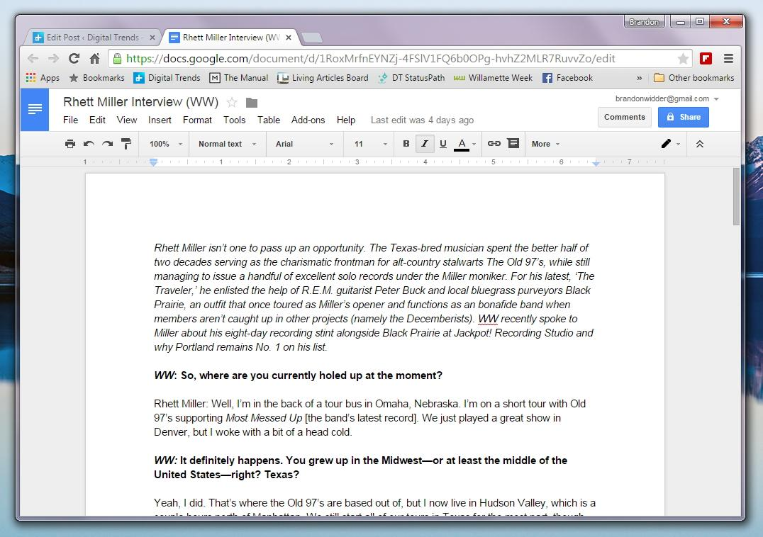Google Docs: Google Docs Now Supports Exporting In .epub