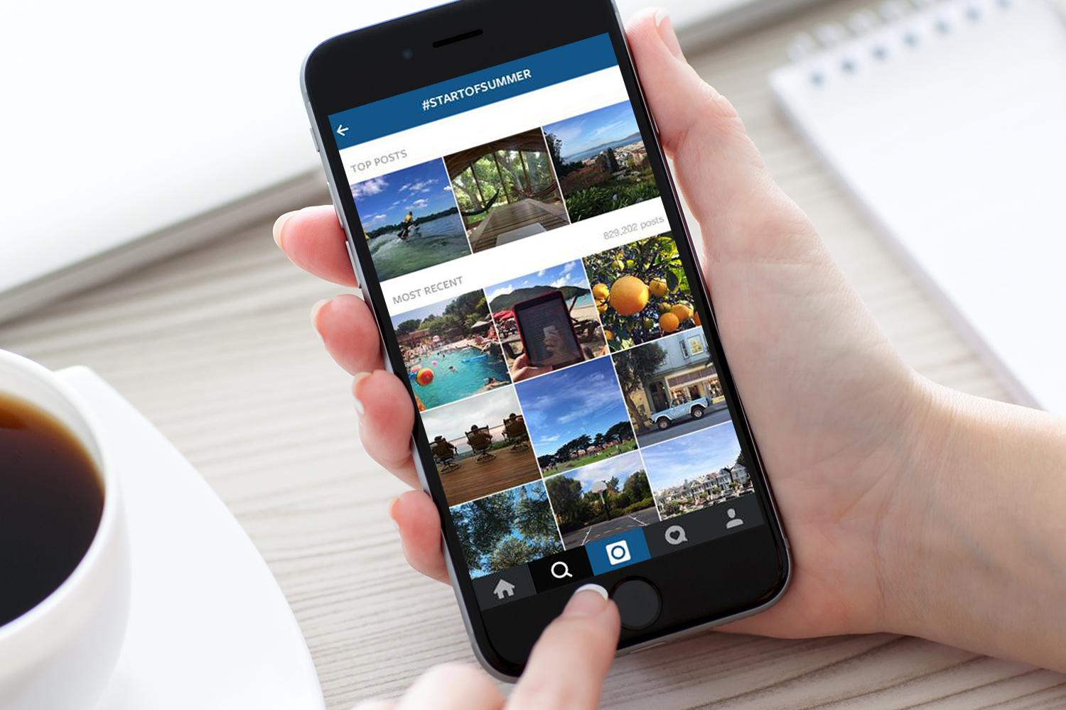 instagram rolls out daily curated videos feed. Black Bedroom Furniture Sets. Home Design Ideas